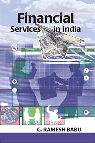 Financial Services in India: G. Ramesh Babu