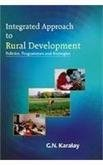 Integrated Approach to Rural Development: G.N. Karalay
