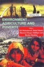 Environment Agriculture and Poverty (3 Vols-Set): Ali Mohammad; Abdul