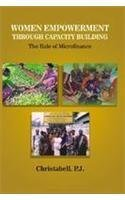 9788180694455: Women Empowerment Through Capacity Building: The Role of Microfinance