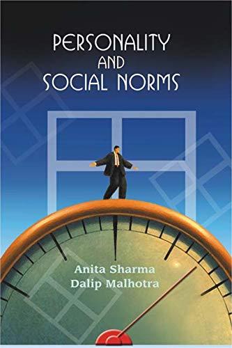 Personality and Social Norms: Anita Sharma and Dalip Malhotra