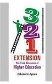 Extension : The Third Dimension of Higher Education: Erbanoris Jyrwa