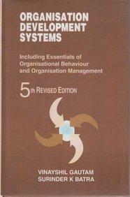 Organisaton Development Systems: Batra Surinder K.