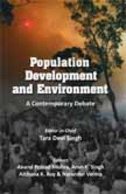 Population Development and Environment : A Contemporary: edited by Anand