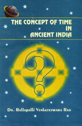 9788180900327: The Concept of Time in Ancient India