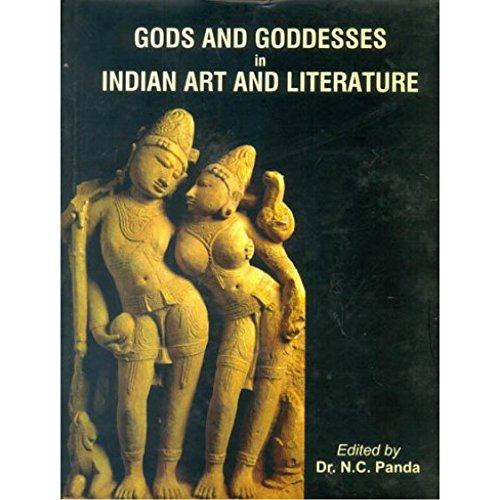 Gods and Goddesses in Indian Art: Dr N.C. Panda
