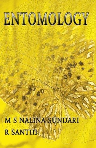 Entomology: M. S. Nalina
