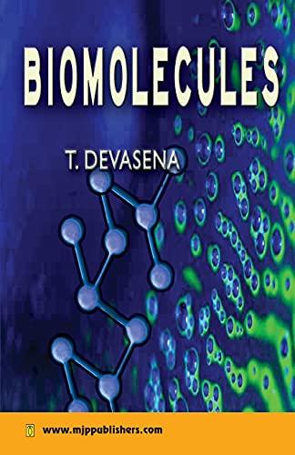 Biomolecules: T. Devasena