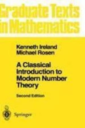 9788181281548: Classical Introduction to Modern Number Theory