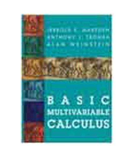 9788181281869: Basic Multivariable Calculus