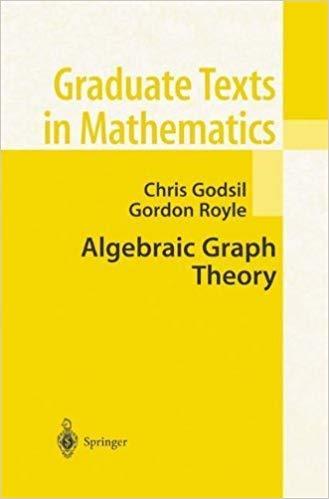 9788181282620: Algebraic Graph Theory