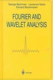 9788181282767: Fourier and Wavelet Analysis