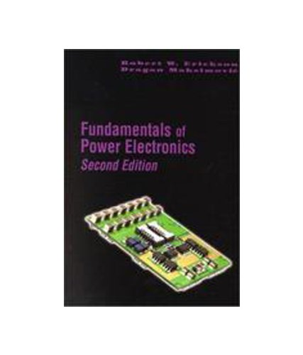 9788181283634: Fundamentals of Power Electronics 2e