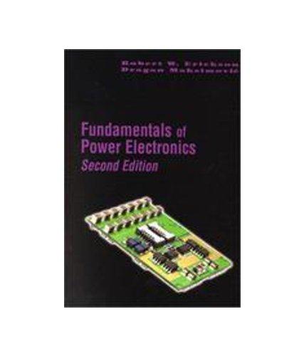 9788181283634: Fundamentals of Power Electronics, 2e