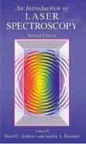 9788181283825 - Andrews: Introduction to Laser Spectroscopy, 2/Ed - Book