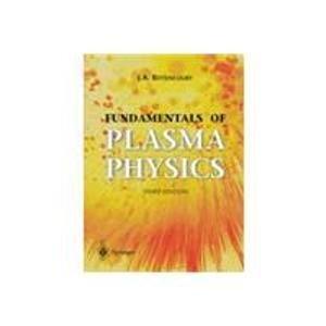 9788181284549: Fundamentals of Plasma Physics
