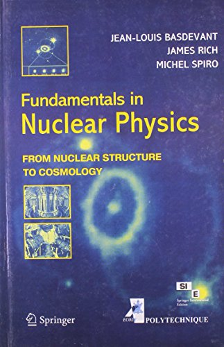 9788181285034: Fundamentals of Nuclear Physics: From Nuclear Structure to Cosmology