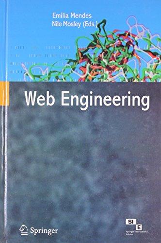 Web Engineering: Emilia Mendes & Nile Mosley (Eds)