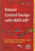 9788181285126: Robust Control Design with MATLAB® (With CD)