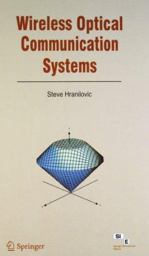 9788181285133: Wireless Optical Communication Systems