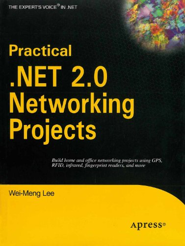 9788181286390: Practical Net 2.0 Networking Projects