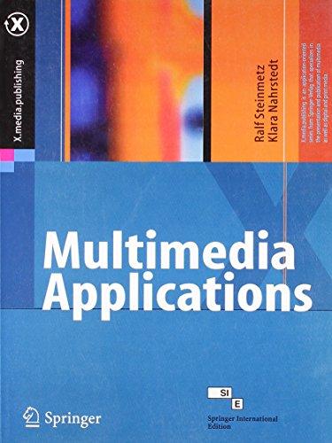 9788181286512: Multimedia Applications