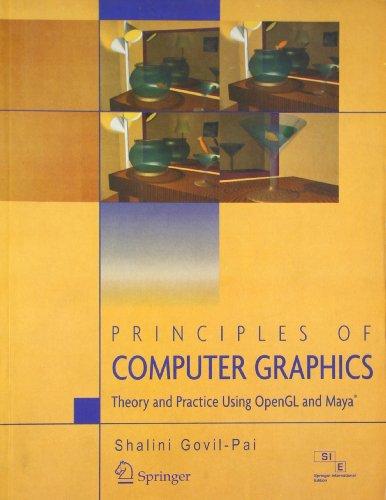 Principles of Computer Graphics: Shalini Govil-Pai