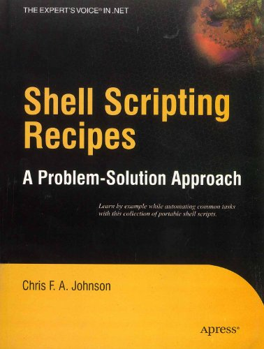 9788181286819: Shell Scripting Recipes: A Problem Solution Approach