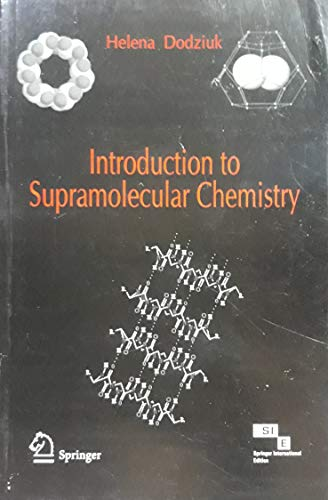 9788181287342: Introduction to Supramolecular Chemistry