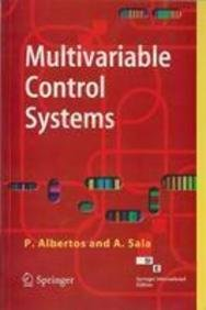 9788181288196: Multivariable Control Systems: An Engineering Approach