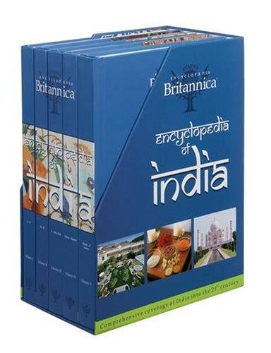 Encyclopaedia of India: Encyclopaedia Britannica