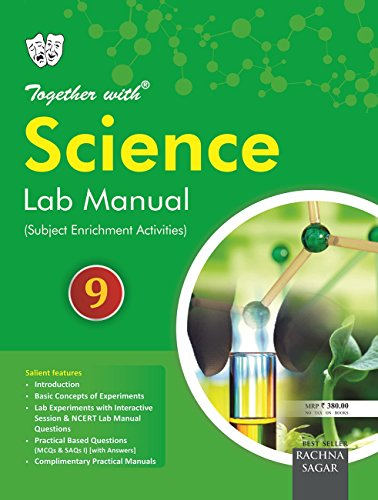9788181373236: TOGETHER WITH SCIENCE: LAB MANUAL - CLASS IX