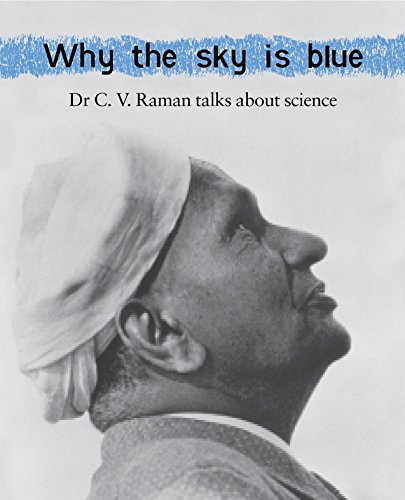 9788181468468: Why the sky is blue: Dr C.V. Ramn talks about science