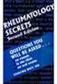 9788181471024: Rheumatology Secrets (English) 2nd Edition