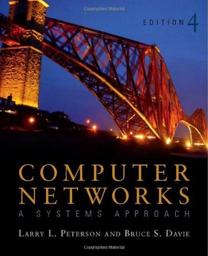 9788181472069: Computer Networks: A Systems Approach (International Edition)