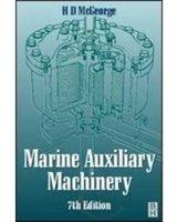 9788181473325: Marine Auxilliary Machinery