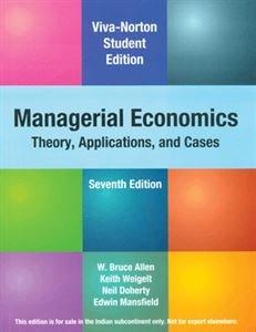 9788181473646: Managerial Ecomomics
