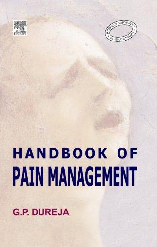 Handbook of Pain Management: G.P. Dureja
