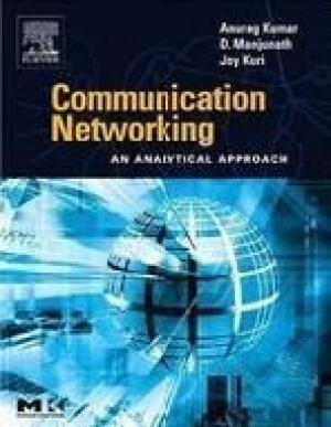 9788181475930: Communication Networking: An Analytical Approach