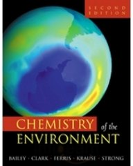 9788181477217: Chemistry of the Environment