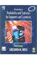 9788181477309: Introduction to Probability and Statistics for Engineers and Scientists