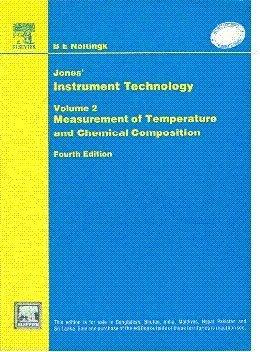 Jones? Instrument Technology: Measurement of Temperature and: Noltingk