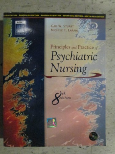 9788181477842: Principles & Practice of Psychiatric Nursing