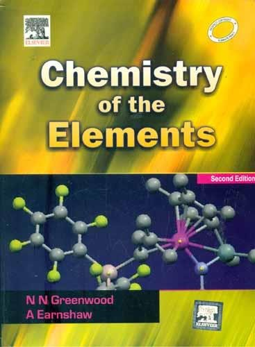 Chemistry of the Elements (Second Edition): A. Earnshaw,Norman Greenwood