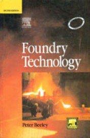 9788181479891: Foundry Technology, 2e-HB,, 2 Editon