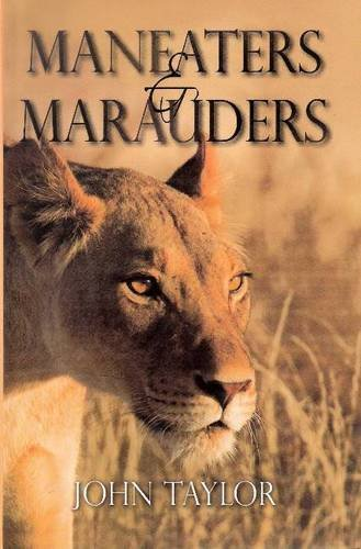 9788181581075: Maneaters and Marauders