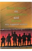 9788181581426: Model papers on Administration and Moral