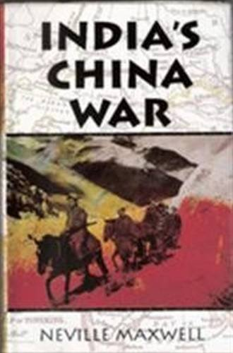 9788181581464: India's China War