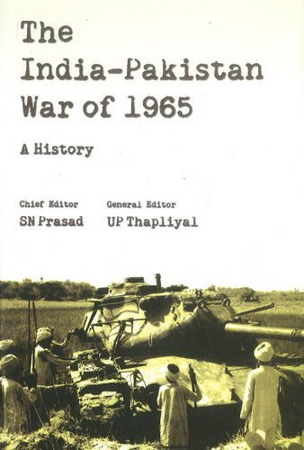 The India-Pakistan War of 1965: A History