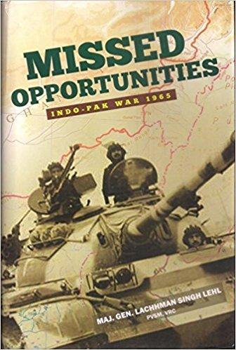 Missed Opportunities : Indo-Pak war 1965: Lachhman singh